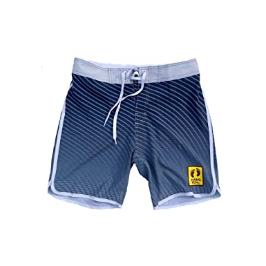 45b5cddaab Image Unavailable. Image not available for. Colour: Hang Ten Classic  Boardshorts/Swimshorts with 4 Way Stretch & Quick Dry functionality