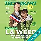 Technikart numéro Février 2018 : L'avenir est en vente libre    Technikart