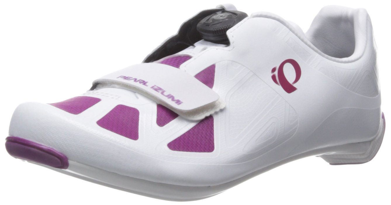 Pearl Izumi Women's W Race RD IV Cycling Shoe, Purple Wine, 40 EU/8.3 B US