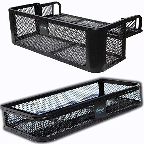 polaris rear cargo rack - 8