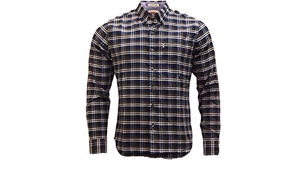 Para hombre Levi de cuadros camisa de manga larga para patrones de costura para camisas S M L y XL XXL: Amazon.es: Ropa y accesorios
