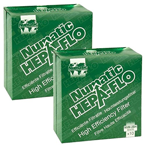 Hepa Flo Nvm 2Bh Dust Bags - 6