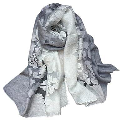 Echarpe laine femme amazon - Idée pour s habiller 535506f8775