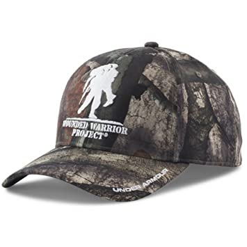 under armour camouflage hats