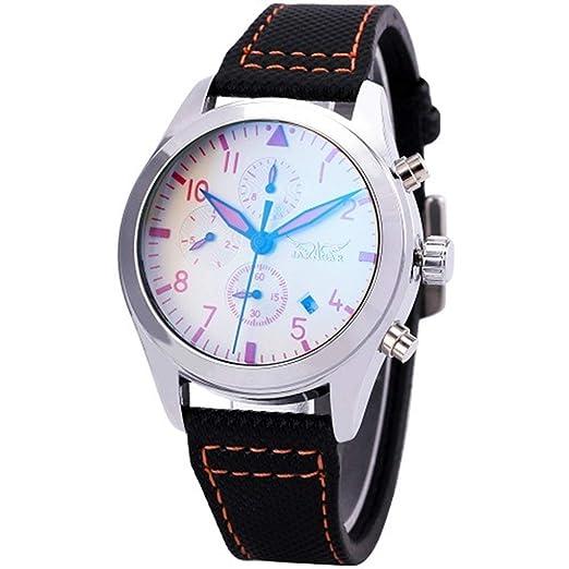 HWCOO Relojes mecánicos Reloj mecánico automático Ganador n. ° 159 (Color : 1)