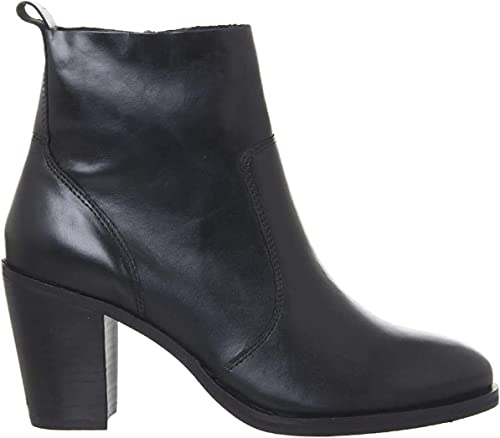 Office Aberdeen Unlined Block Heel Boots: Amazon.co.uk
