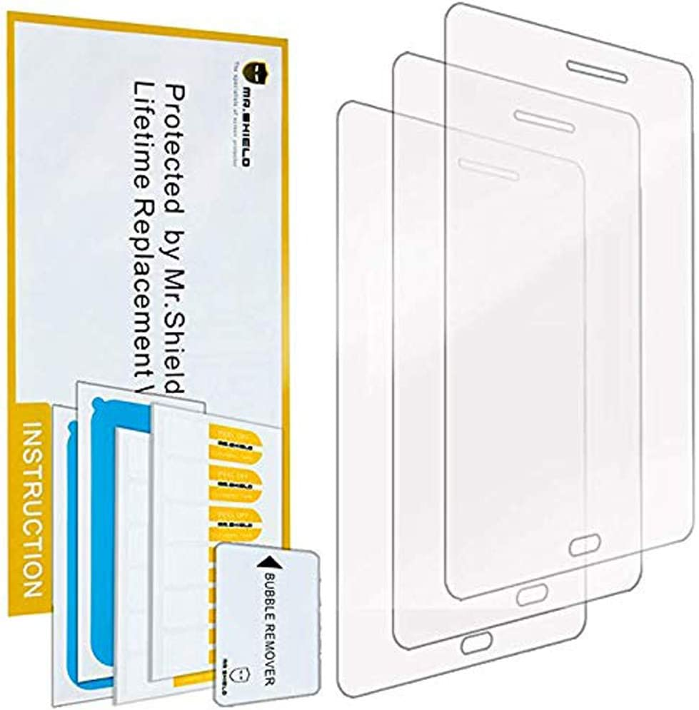 Mr.Shield For Samsung Galaxy Tab A 8.0 Inch (2017) / (SM-T380) Anti-Glare [Matte] Screen Protector [3-PACK] with Lifetime Replacement