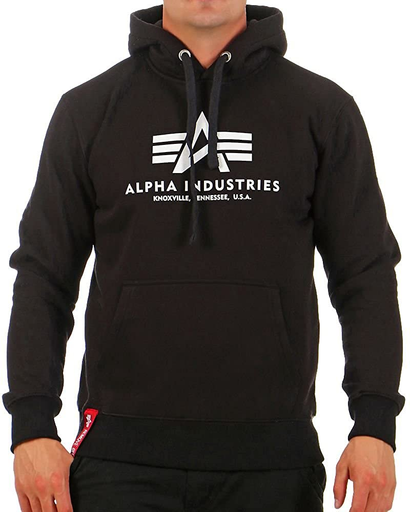 Alpha Industries Hombres Ropa superior / Sudadera Basic