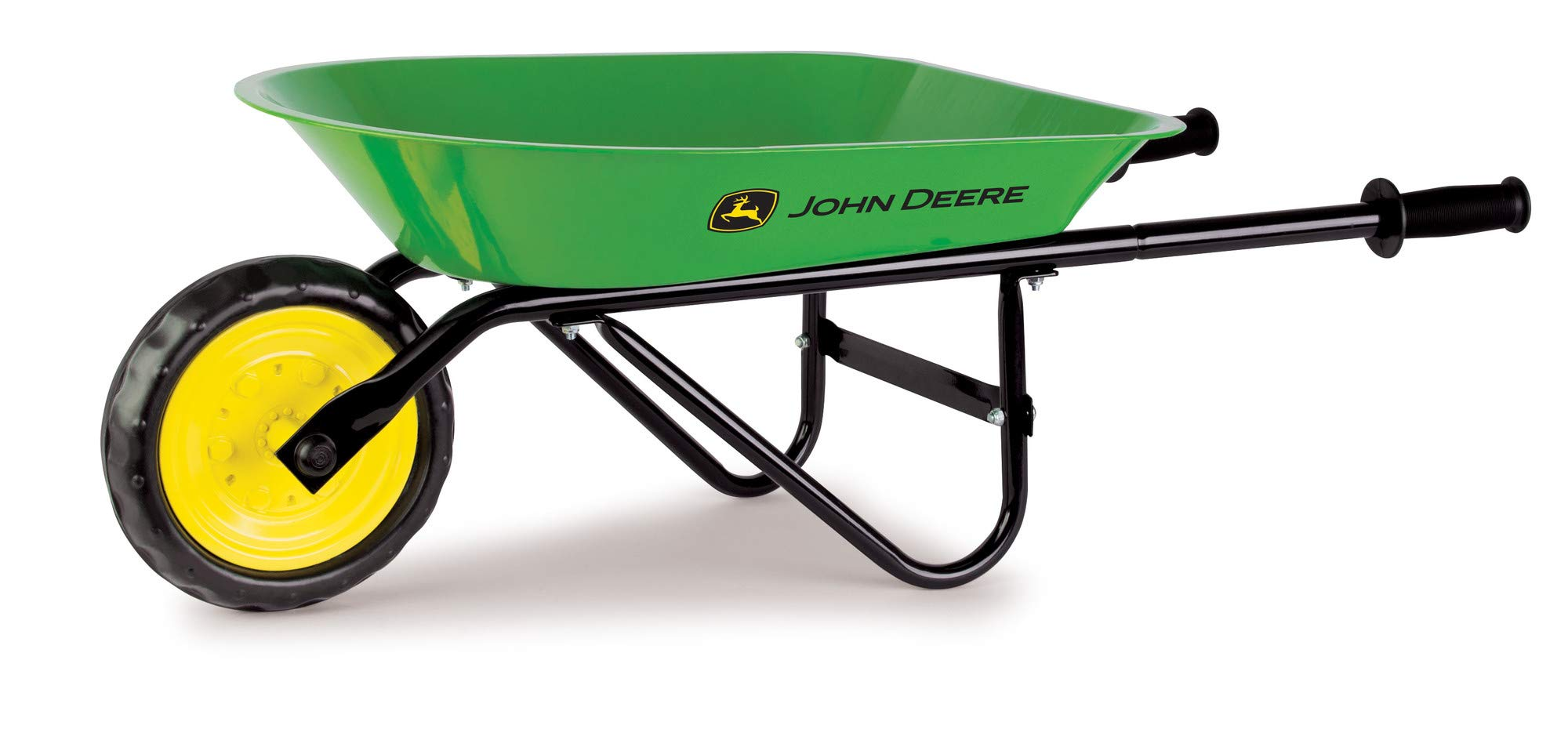 John Deere Steel Wheelbarrow | Sized Right for Kids by John Deere