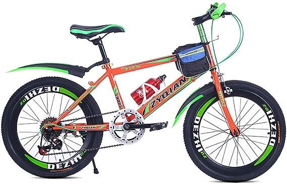 FJW Bicicleta de montaña de los Hombres 20 Pulgadas 22 Pulgadas 24 ...