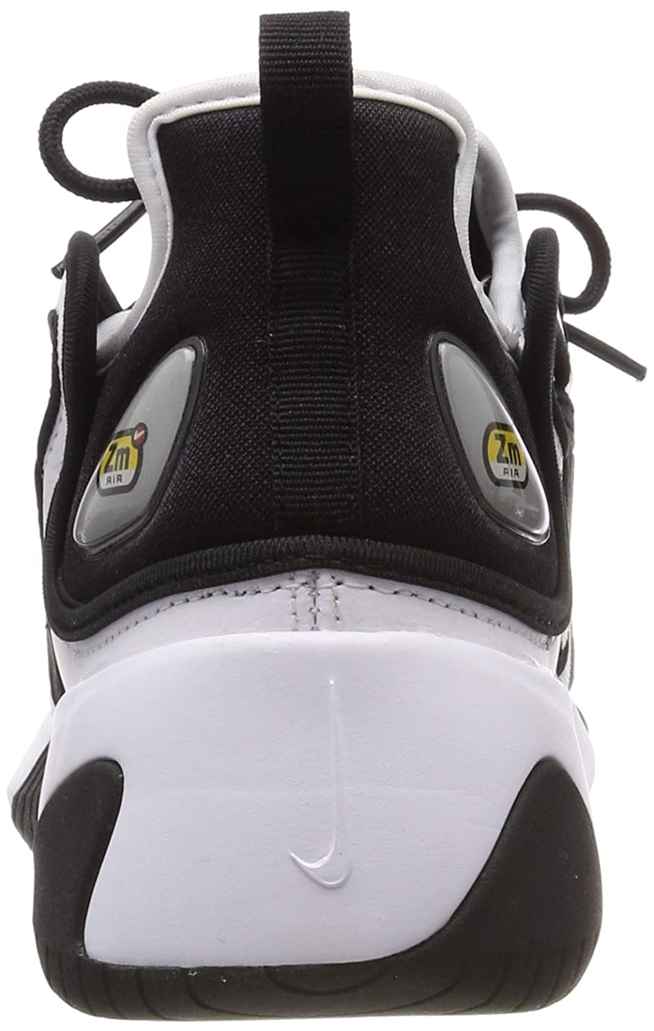 Nike Womens Zoom 2K White//Black Synthetic Cross-Trainers Shoes 9.5 M US