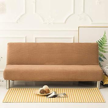 Zzy Fundas Equipada sofá Cama Cubierta Color sólido Completo ...