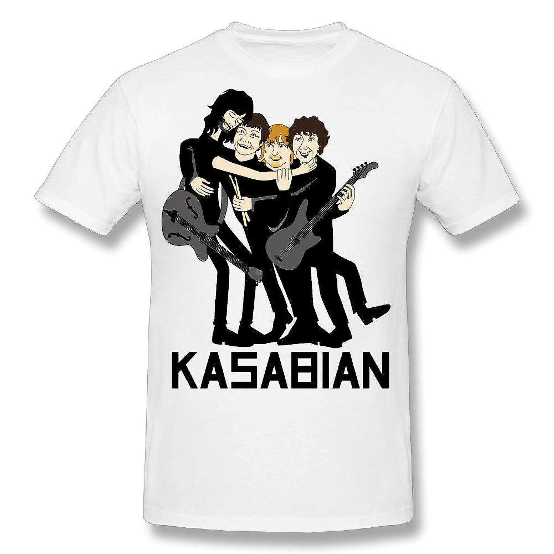 NeloimageMan Kasabian Cartoon Image Design Tee Shirts