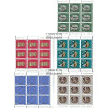 Yugoslavia 1587-1592 Sheetlet (complete.issue.) 1975 Museum Exhibits (Stamps for collectors)