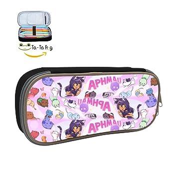 c4ac64646bac Aphmau cat Homecube Big Capacity Pencil Case Pen Bag  Amazon.co.uk  Office  Products