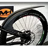 Rear Bike Mudguard Zefal Deflector RM29 Black