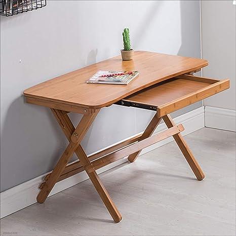 Amazon.com: HUO, mesa de café, pupil escritorio de escritura ...