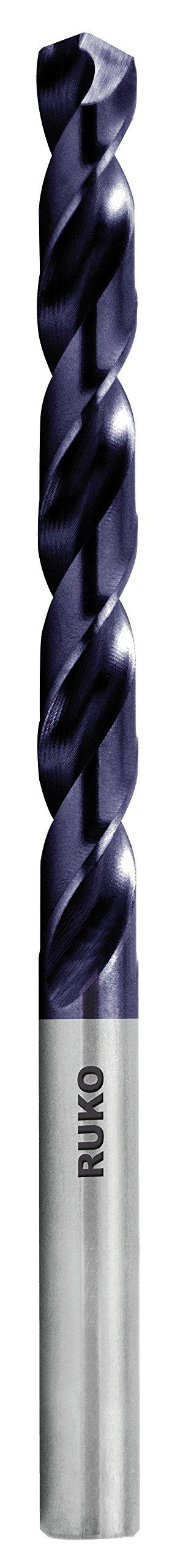 Ruko 215145°F Twist Drill Bit DIN 338Type VA, HSSE-Co 5, 14.5mm (Pack of 5) by Ruko