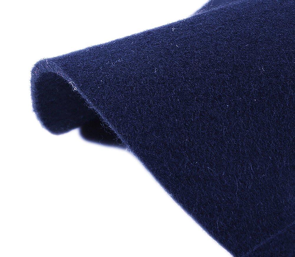 Urban CoCo Womens Foldable Wide Brim Felt Bowler Fedora Floopy Wool Hat
