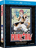 Fairy Tail: Collection Four [Blu-ray]