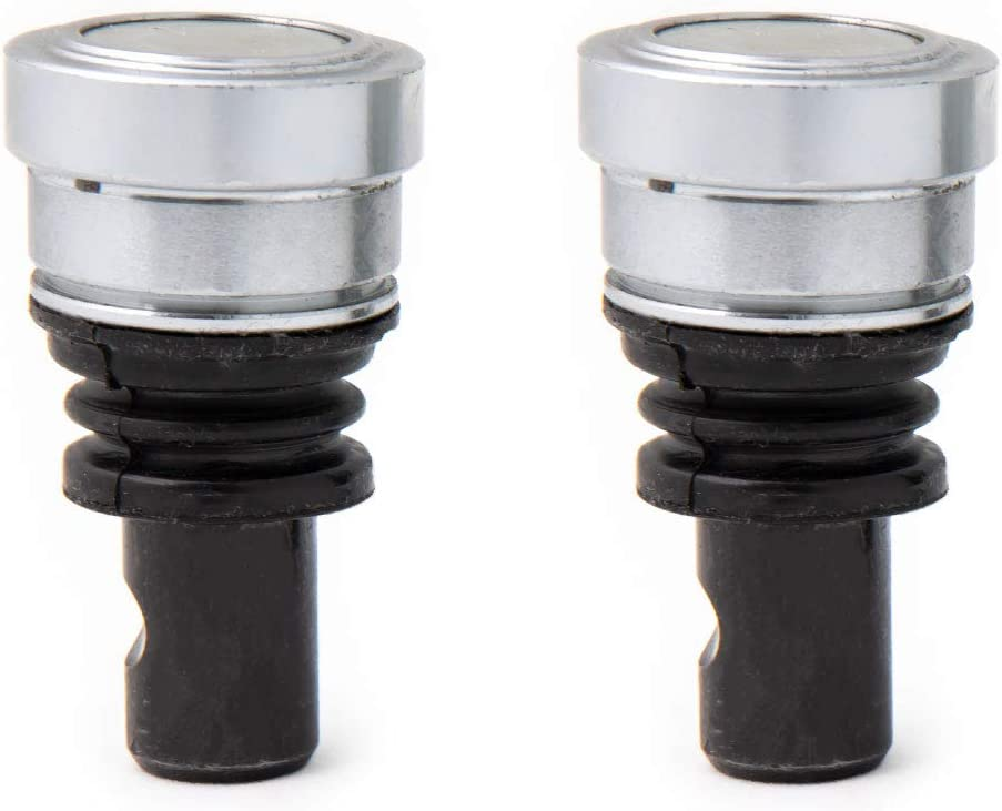 Replaces OEM 7081867 and 7082275 See Fitment SuperATV Standard Duty Replacement Ball Joint for Polaris RZR XP 1000//4 1000 // High Lifter//Tails and Rocks - Qty of 2