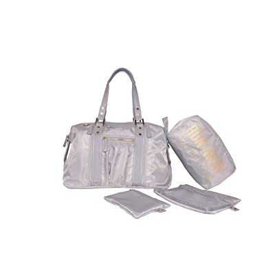 d0853162e9fe Hang Accessories Grey Athleisure Yoga Tote Bag lovely - shop ...