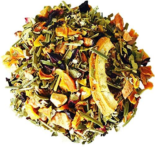 Antioxidants Tea - Fruit Tea - 100% Natural - Chinese Tea - Decaffeinated - Loose Leaf Tea - 2oz