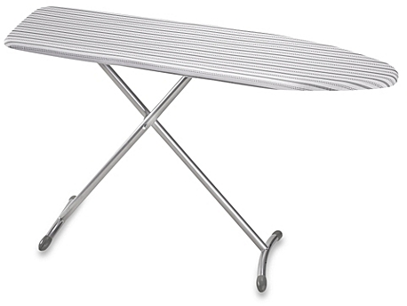 Real Simple® Ironing Board with Bonus Folding Board - BedBathandBeyon​d.com