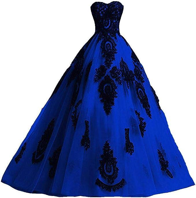 Corset Gothic Wedding Gown
