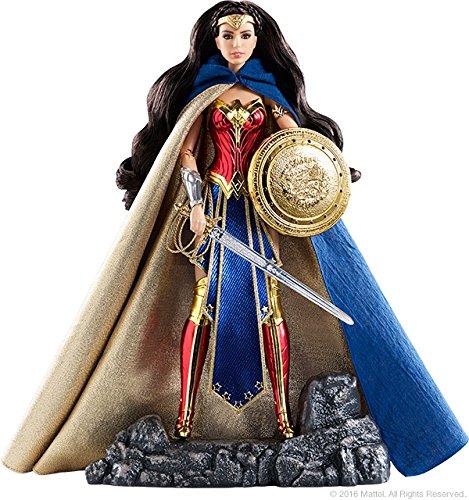 Barbie Amazon Princess Wonder Woman Doll SDCC Exclusive 2016 ()