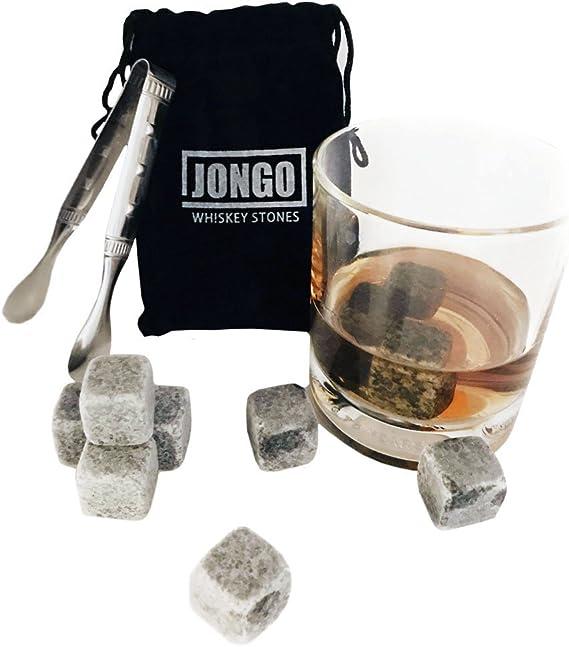 Whiskey Chilling Stones Gift Set of 10   For Irish Scotch