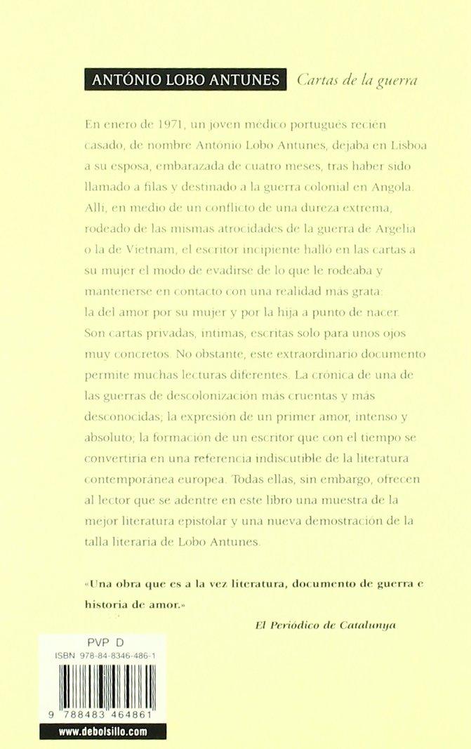 Cartas de la guerra: Correspondencia desde Angola ...