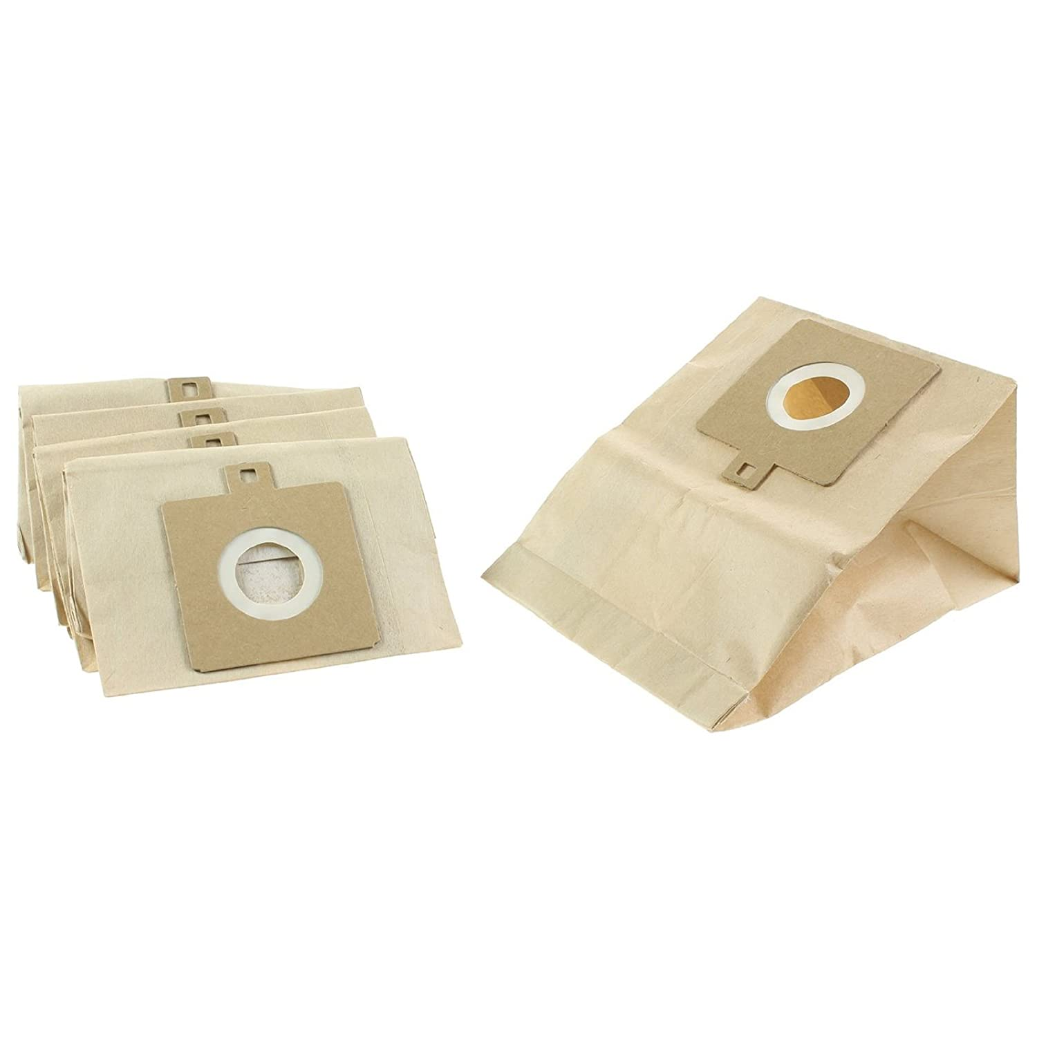 Qualtex Vacuum Cleaner Dust Bags Plus 2 Filters Compatible with Electrolux The Boss B3300/B3306/Z3318 Vacuum Cleaners, Pack of 5 QUASDB319