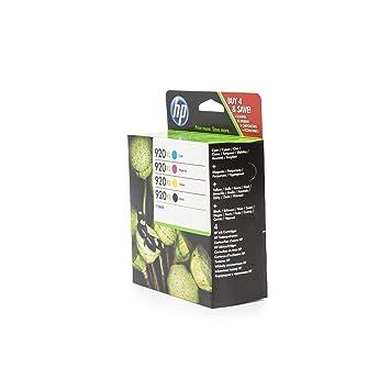 HP C2N92AE - Cartucho de tinta para impresoras (Black, Cyan ...