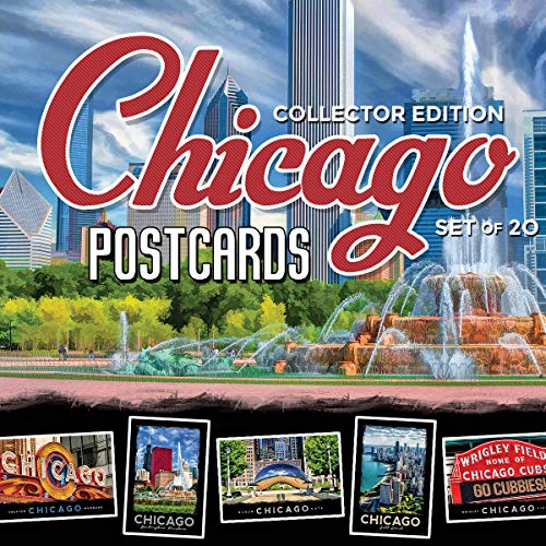 Ultimate Collection of Chicago Postcards | Set of 20 | ()