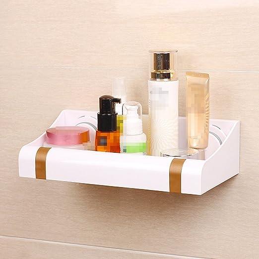 TANG CHAO Kleines Lagerregal Badezimmer-Regal-Badezimmer-Wand-Regal ...