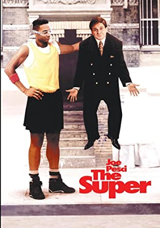 the super 1991 dvd