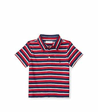 51b766bc7 Ralph Lauren Baby Boy Short Sleeve Polo Shirts Authentic (9m): Amazon.co.uk:  Clothing