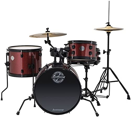 Ludwig LC178X025 4-piece Drum Set