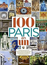 100 Paris en un par Dominique Lesbros