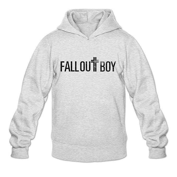 tommery Hombres de Fall Out Boy manga larga Sudaderas Sudadera Con Capucha XXL: Amazon.es: Ropa y accesorios
