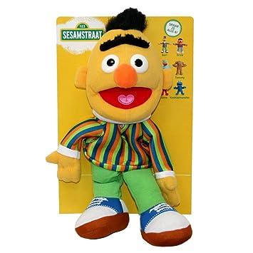e1e172c6a7 Sesamstrasse - Plüsch Figuren Handpuppen zur Auswahl 30 cm, Plüsch Figur: Bert