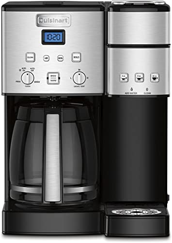Cuisinart SS-15P1 Coffee Center 12-Cup Coffeemaker