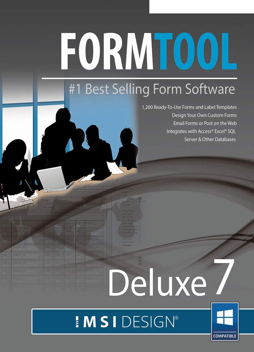 FORMTOOL Deluxe v7 [PC Download]