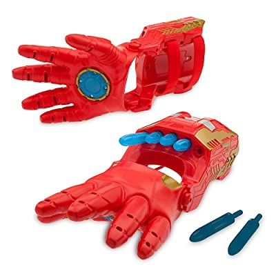 Marvel Iron Man Repulsor Gloves Avengers: Infinity War: Toys & Games