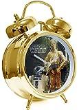 Star Wars Wecker R2D2 C3PO Analog 21601