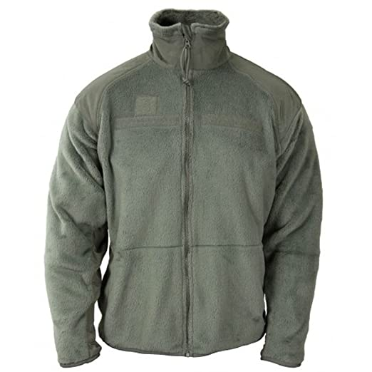 GEN III Polartec Fleece Jacket Foliage Green Genuine Issue (Medium Regular)  … 69c3dad91b29