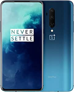 OnePlus 7T Pro 8GB/256GB UK/EU Factory Unlocked Dual Sim Global Version HD1913 GSM Only Haze Blue - International Version