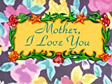 Mother, I Love You, Roy Honegger, 1562452789