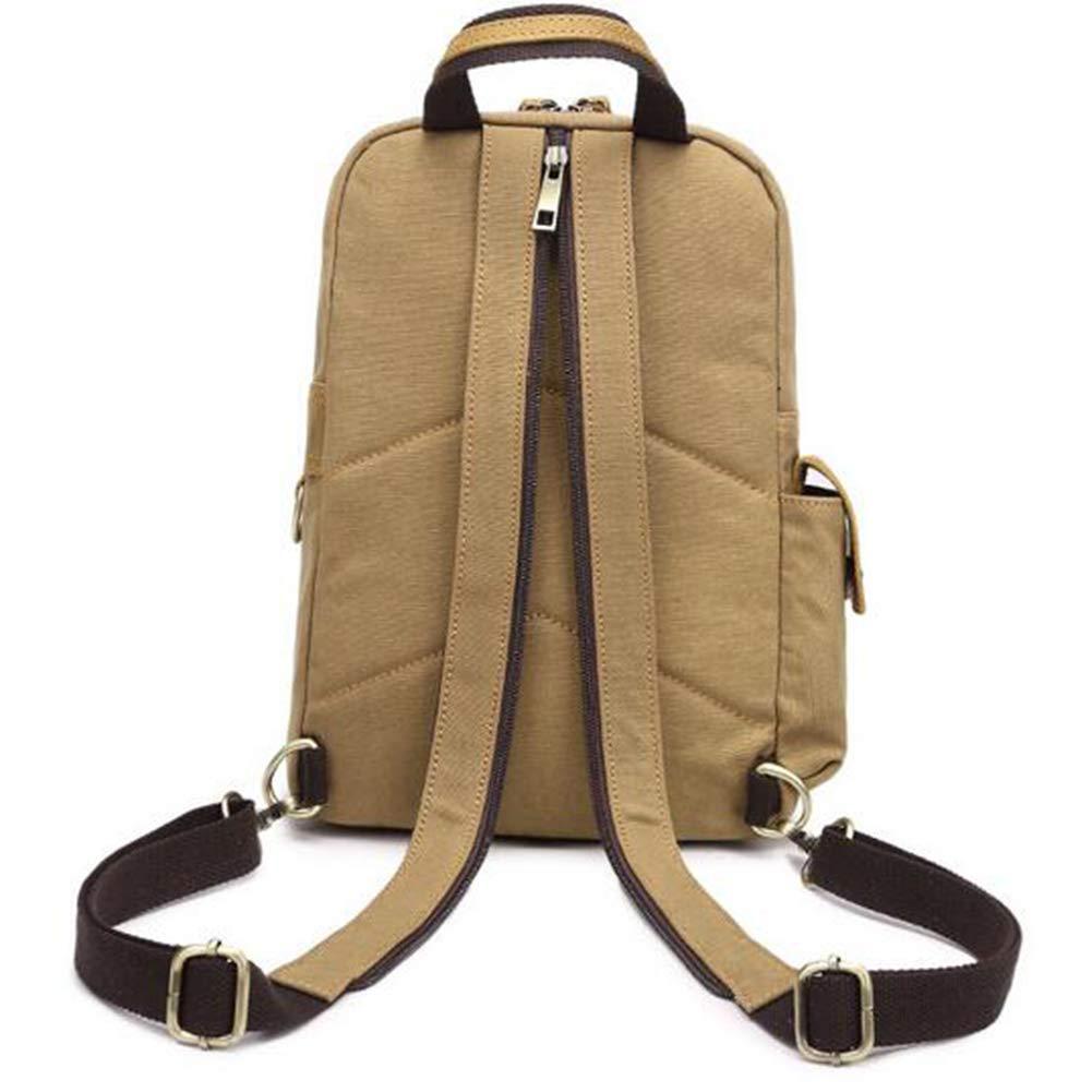 QIDI Backpack Waterproof Simple Travel High Capacity Polyester 2613.536cm